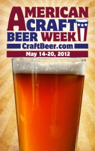 American Craft Beer Week logo