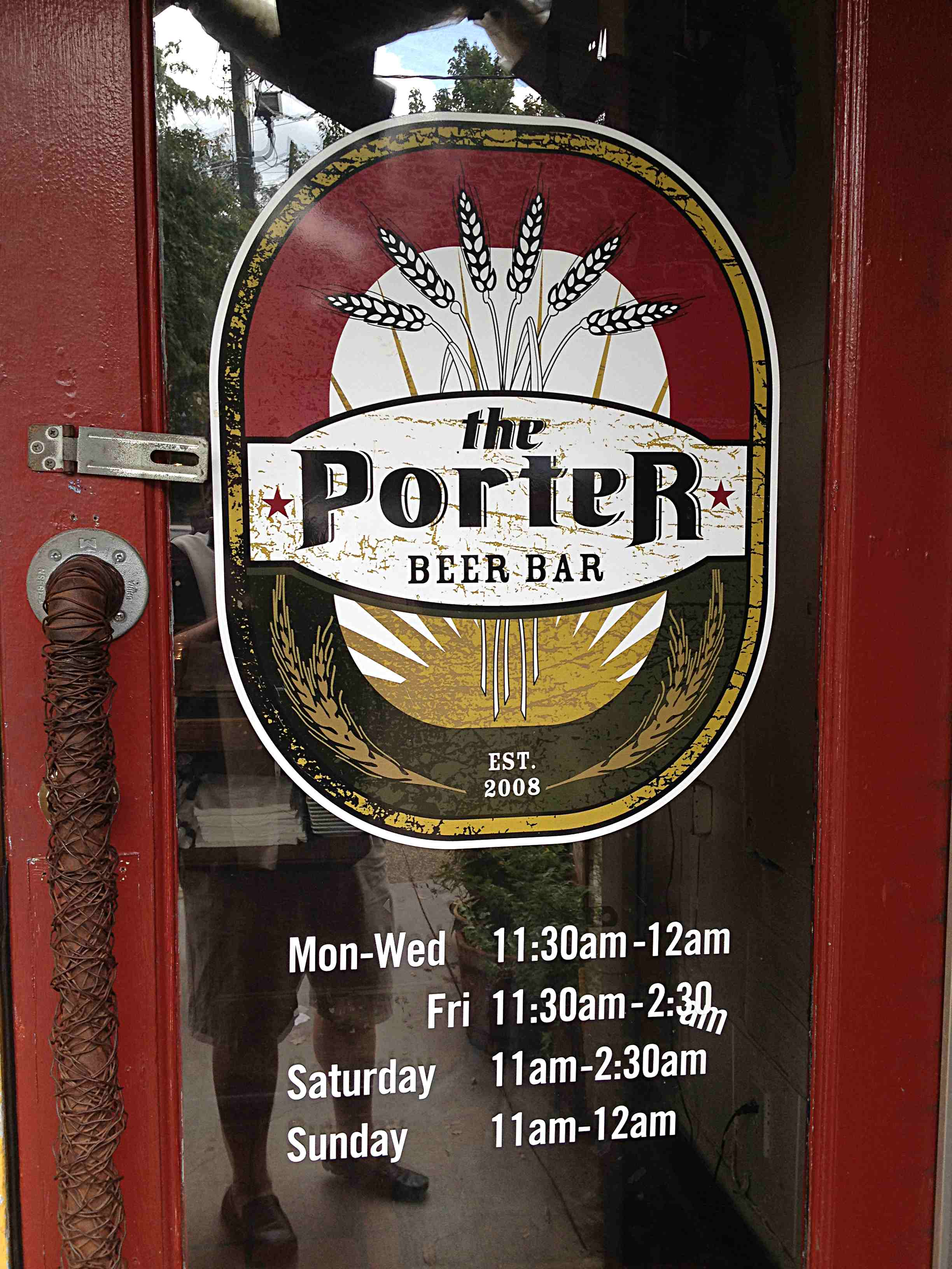 The Porter in Atlanta much more than just a beer bar | The Jax ...