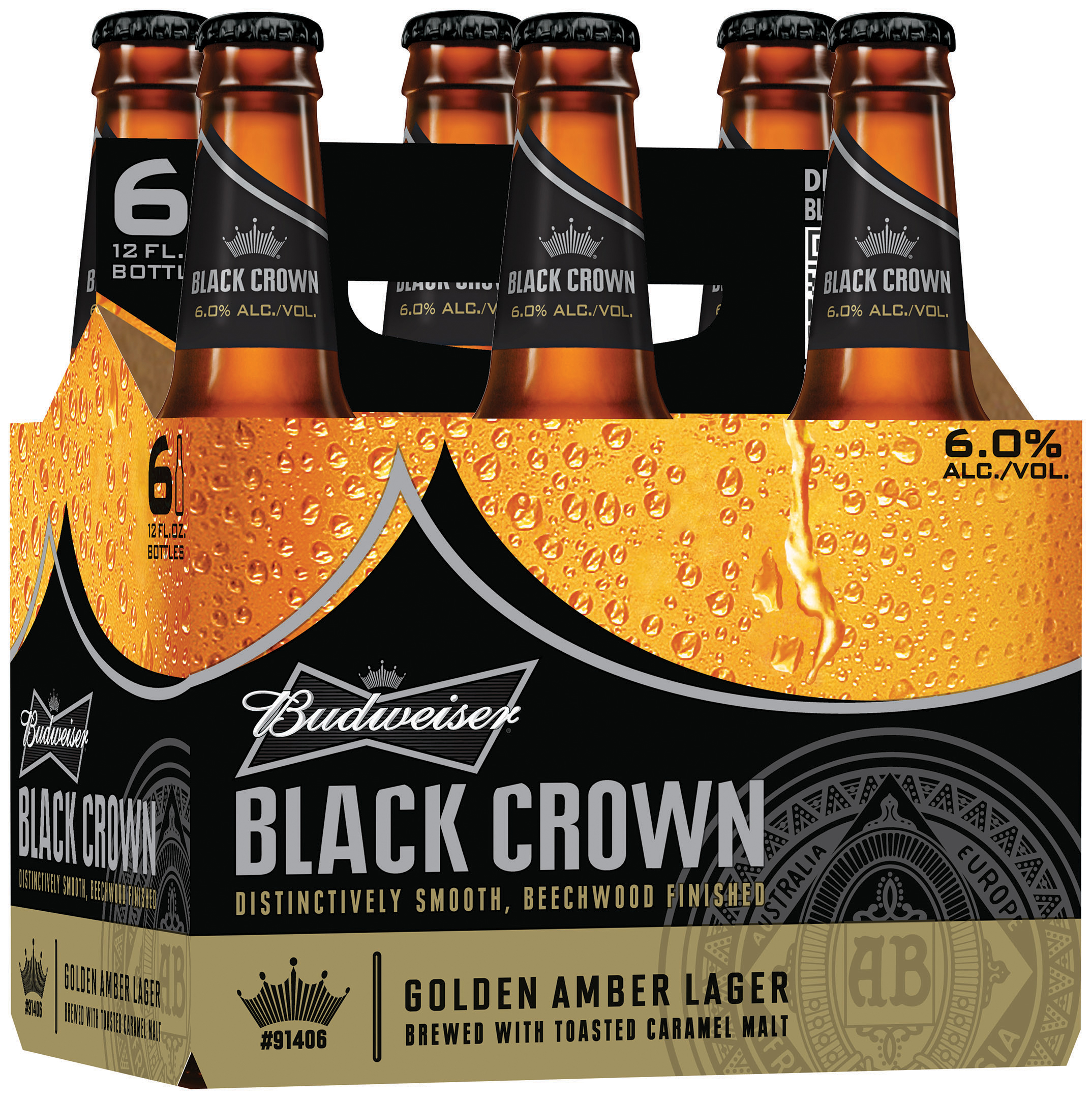 Bud debuting new budweiser black crown with super bowl commercial bud debuting new budweiser black crown with super bowl commercial mozeypictures Gallery