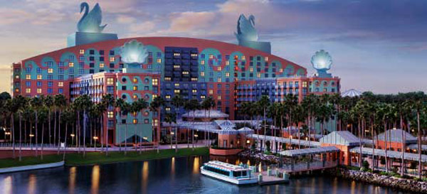 Walt Disney World Dolphin Hotel Restaurants