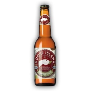 Goose Island Rambler IPA. Image courtesy of Goose Island Brewing Company.